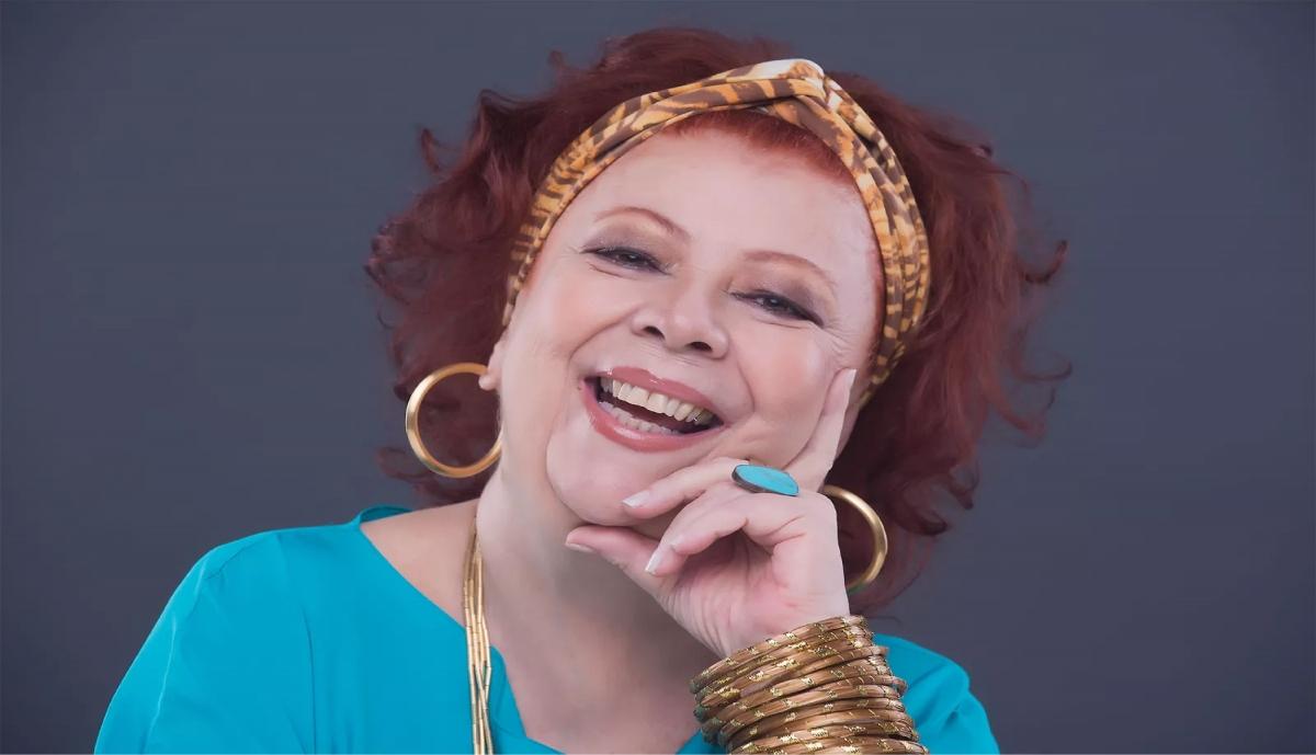 A cantora e compositora Beth Carvalho